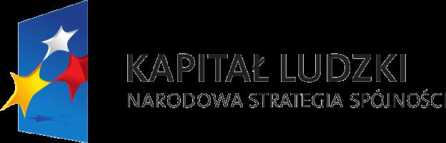"logo ""Kapitał Ludzki"""
